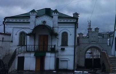 Історичні будівлі музею