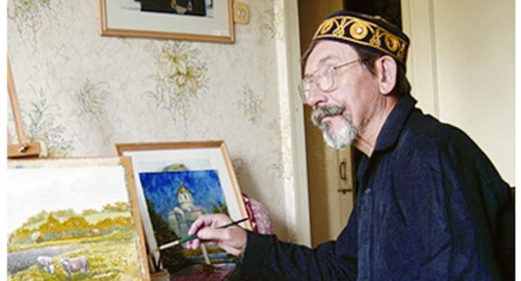 Виставка живопису і книжкової графіки художника Юрія Карєва