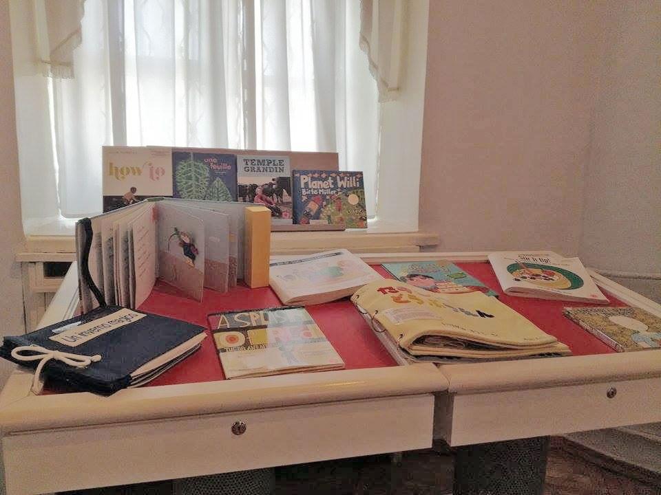 Особливі книги з колекції IBBY (International Board on Books for Young People)