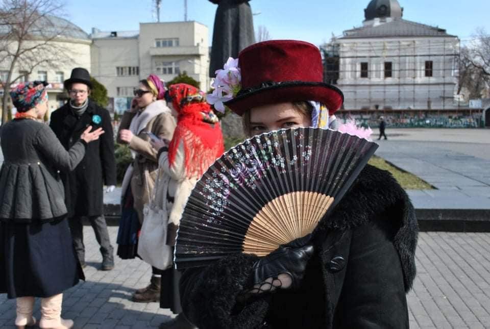 Театралізована екскурсія за спогадами Олександра Кошиця