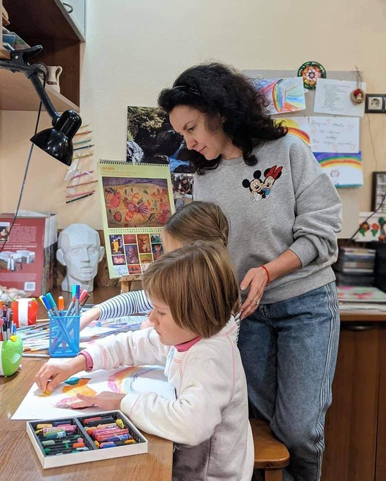 Майстер-клас «Твій малюнок у Музеї:  від придумки до виставки»